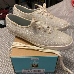 Kate Spade & Keds Sparkle Shoes